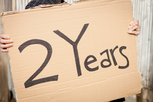 Happy 2nd Year Anniversary To Us Creating Info